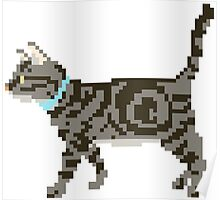 Cat - The Kids' Picture Show - 8-Bit Poster