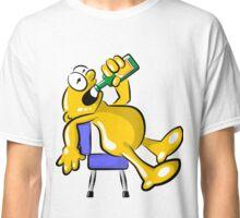 Funny drunk Classic T-Shirt