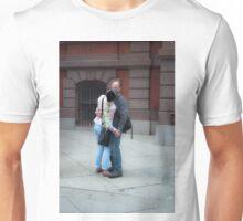 Romance and a Kiss Unisex T-Shirt