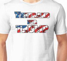VETARANS FOR TRUMP Unisex T-Shirt