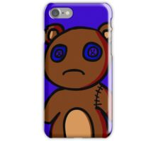 Abandoned Teddy Bear iPhone Case/Skin