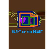 The Heart of the Robot Photographic Print
