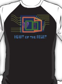 The Heart of the Robot T-Shirt