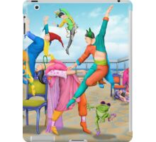 Ten Dancers iPad Case/Skin