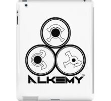 Alkemy Symbol Yin iPad Case/Skin