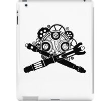 Doctor Who Army iPad Case/Skin