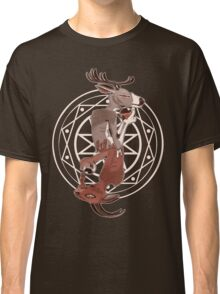 Wholly Unholy (sepia) Classic T-Shirt