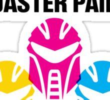 Cylon Toaster Paint Sticker