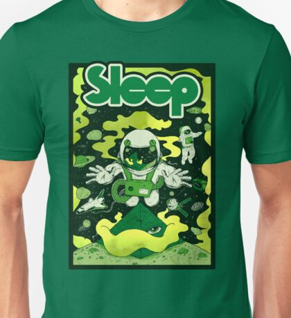 Holy mountain - Sleep Unisex T-Shirt