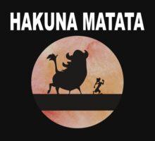 Hakuna Matata Timon & Pumba by Karlu5