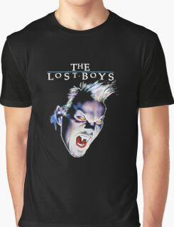 The Lost Boys - Coloured Variant Graphic T-Shirt