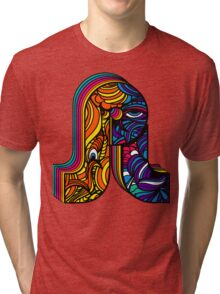 PL Pretty Lights Music Logo Tri-blend T-Shirt