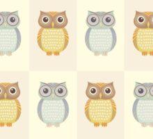 A Parliament of Owls Sticker