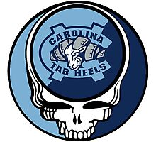 The Dead and the Tarheels Photographic Print