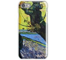 Vincent Van Gogh -  Sower 1888  iPhone Case/Skin