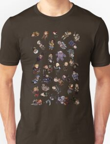 Dragon Age Party members Unisex T-Shirt