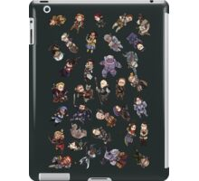 Dragon Age Party members iPad Case/Skin