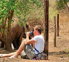 MAPUNGUBWE.. A photographers paradise! Josh up close and personnal by Magaret Meintjes