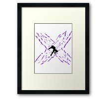 Fatal Claw Framed Print