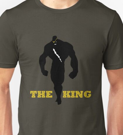 The King of Muay Thai Unisex T-Shirt