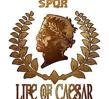 Caesar Insignia by lifeofcaesar