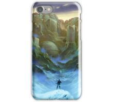 The Cold Waste iPhone Case/Skin