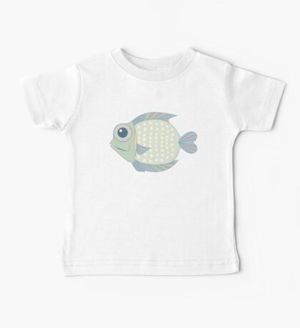 A Cool Fish Baby Tee
