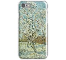 Vincent Van Gogh -  Pink Peach Tree  iPhone Case/Skin