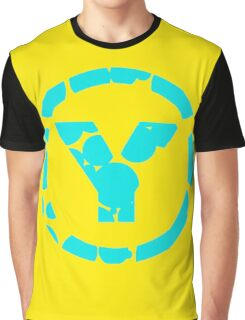 prYda lightblue Graphic T-Shirt