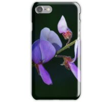 Morning around the Yard II iPhone Case/Skin