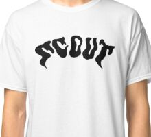 SCOUT sketchy logo Classic T-Shirt