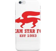 Star Fox Emblem Red iPhone Case/Skin