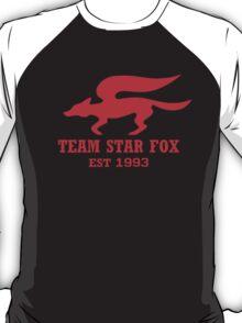 Star Fox Emblem Red T-Shirt