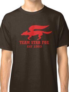 Star Fox Emblem Red Classic T-Shirt