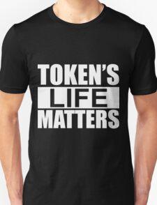 South Park Tokens Life Matters Unisex T-Shirt