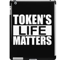 South Park Token's Life Matters iPad Case/Skin