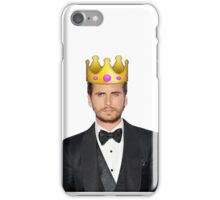 Lord Disick | Crown Emoji iPhone Case/Skin