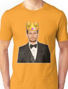 Lord Disick   Crown Emoji Unisex T-Shirt