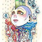 Drip Dreamin' by b-inky