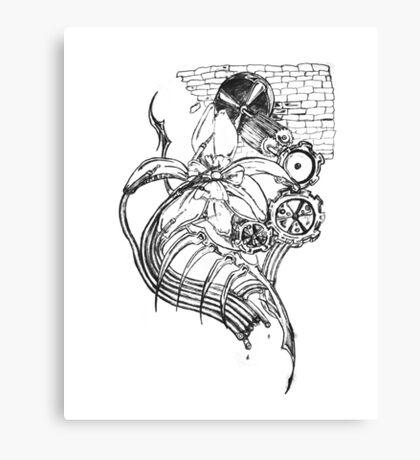 Verfall Canvas Print