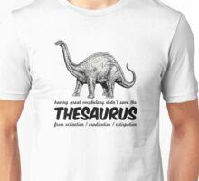 Thesaurus Unisex T-Shirt