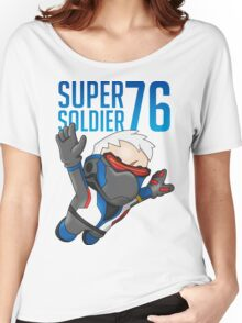 Super Soldier 76 Women's Relaxed Fit T-Shirt
