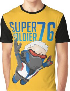 Super Soldier 76 Graphic T-Shirt
