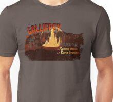 Visit Timeless Gallifrey (Worn) Unisex T-Shirt