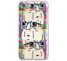 BIG LEZ SHOW TRIPPED OUT DESIGN  iPhone Case/Skin