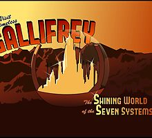 Visit Timeless Gallifrey (New) by Illuminescence