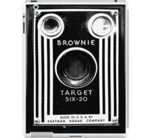 Vintage Kodak Brownie Camera iPad Case/Skin