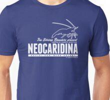 Neocaridina Davidi Blue Velvet Unisex T-Shirt