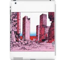 Katsuhiro Otomo Destruction iPad Case/Skin