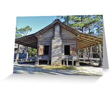 Florida Dogtrot Greeting Card